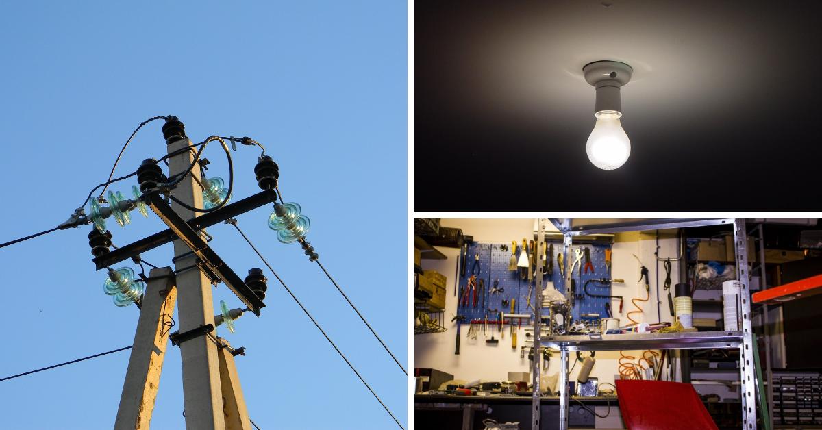 電気工事士の資格を取得すると、これらの電気設備の工事などに関わることができるようになります。
