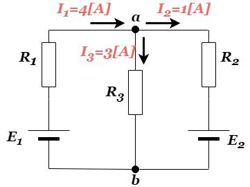 重ね合わせの理の例題の解答・合成抵抗